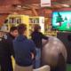 balle géante de jeu vidéo interactive sisyfox