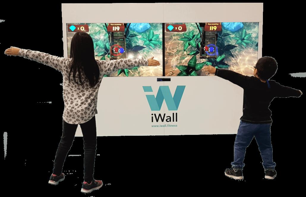 mur virtuel Iwall
