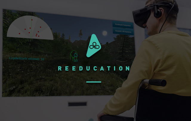 reeducation interactive