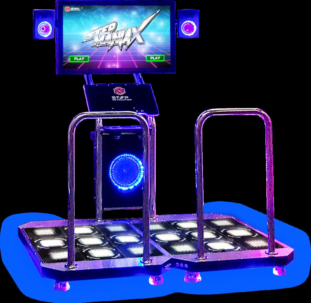 plateforme danse digitale stepmaniax